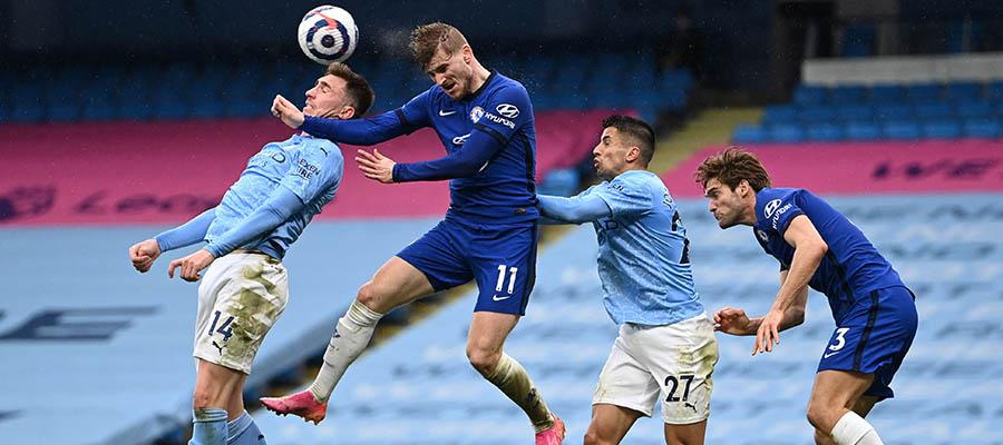 Chelsea vs Man City Betting Update - 2021 Champions League Final Odds