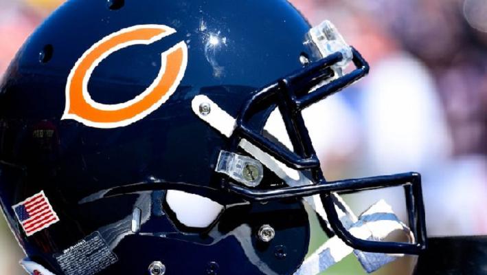Bears Helmet 2015