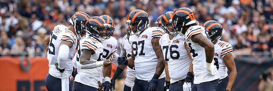 Chicago Bears Schedule Odds & Analysis