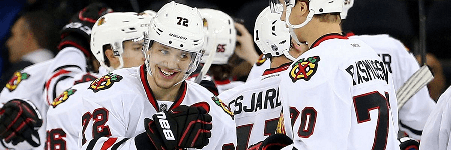 The Blackhawks are playing great hockey, but the Capitals are just too good.