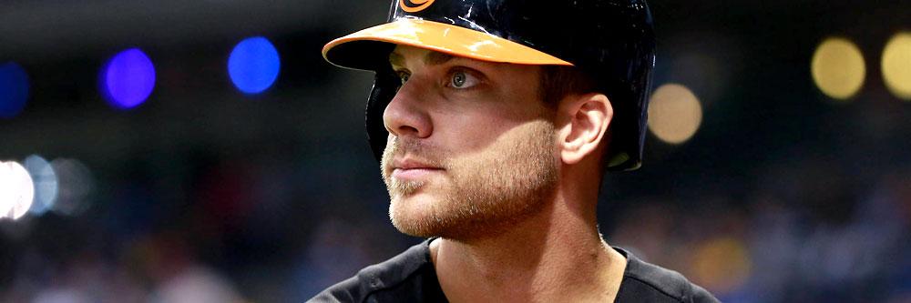 Chris Davis - This Week's MLB Betting Rumors