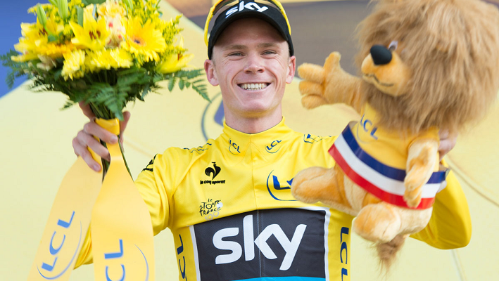 Chris Froome France