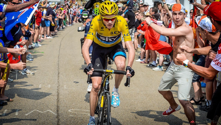 Chris Froome Tour