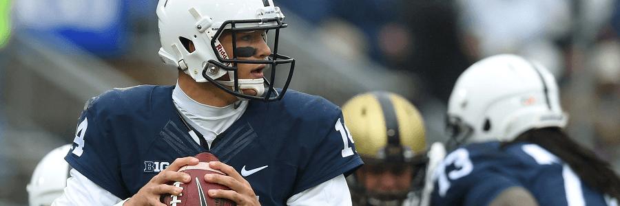 Christian Hackenberg Penn State QB NCAAB Odds