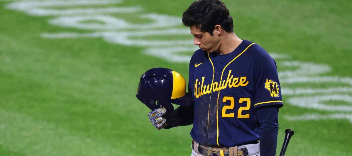 Christian Yelich Back This Week For Brewers