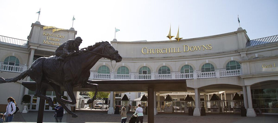 Churchill Downs Horse Racing Odds & Picks for Thursday, June 18
