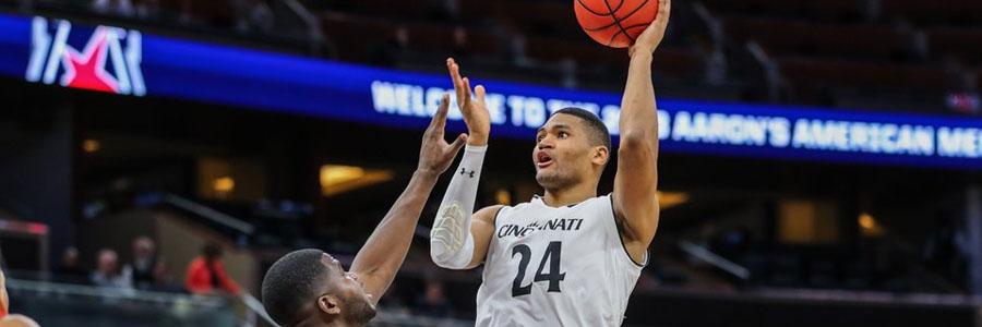 Can Cincinnati Cover the NCAA Basketball Spread vs. Georgia State?