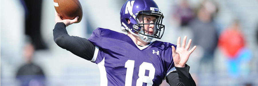 Penn State @ Northwestern NCAA Football Betting Preview