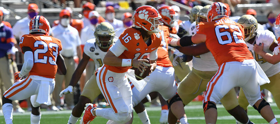 Clemson Vs Syracuse Expert Analysis - 2020 NCAAF Betting