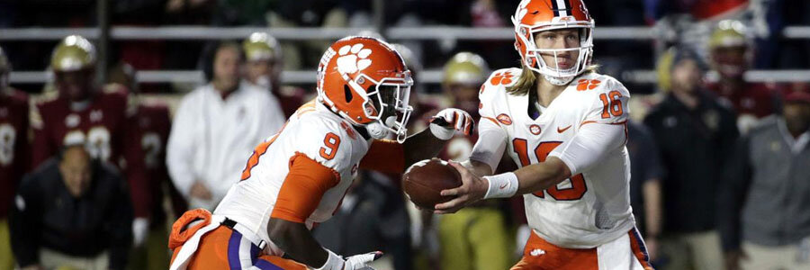 3 Reasons to Bet on Clemson in the 2018 Playoffs.