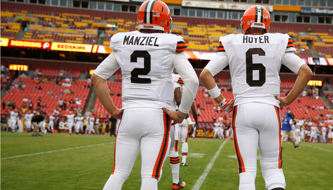 Cleveland Browns Cover