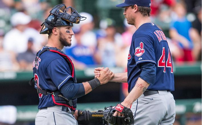 Cleveland Indians MLB May 2015