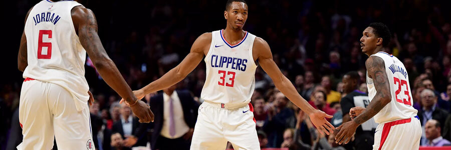 The Clippers shouldn't be your NBA Pick.