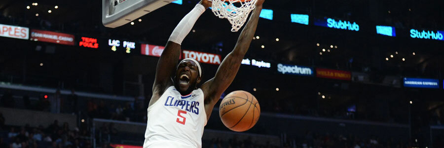 Kings vs Clippers should be an easy one for LA.