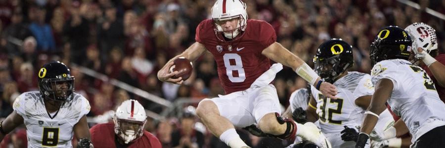 College Football Week 1 Cardinal vs. Owls Betting Odds & TV Info