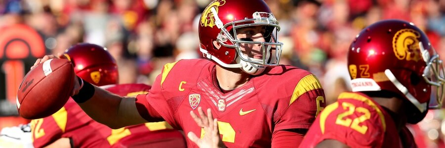 College Football Week 1: The fourth-ranked USC Trojans got off to an uninspiring 1-3 start last season.