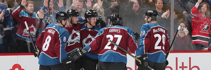 Colorado Avalanche 2020 NHL Season Analysis