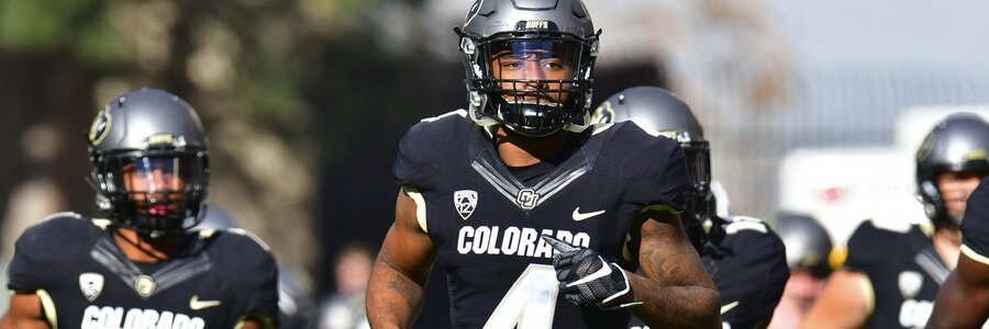 It was a solid College Football odds season for the Buffaloes in 2016, ending the year with a 10-4 record.