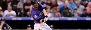 The Rockies look like a safe pick at the 2018 MLB Future Odds You Can Still Bet On..