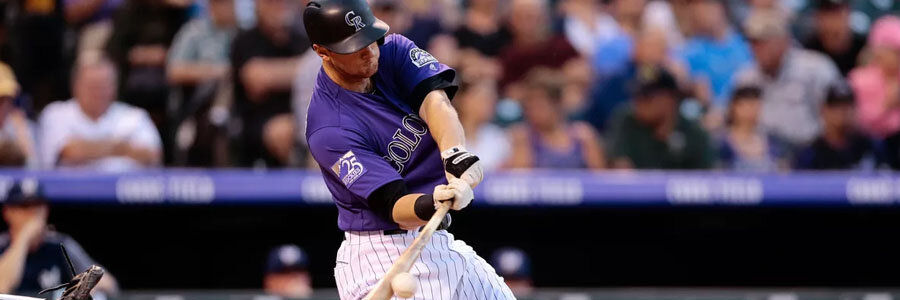 The Rockies have the MLB Odds by their side.