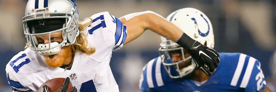 The Cowboys should be favorites for the 2018 NFL Week 15 against the Colts.