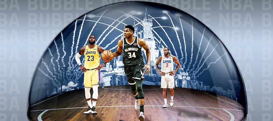 Coronavirus (COVID-19) NBA Update – August 18th Edition