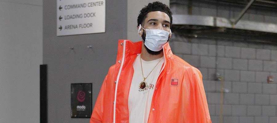 Coronavirus (COVID-19) NBA Update: Jayson Tatum Is Still Not at 100%