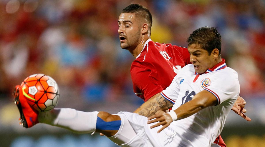Costa Rica vs Canada Soccer