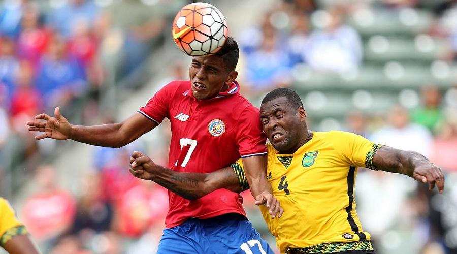 Costa Rica vs Jamaica Soccer