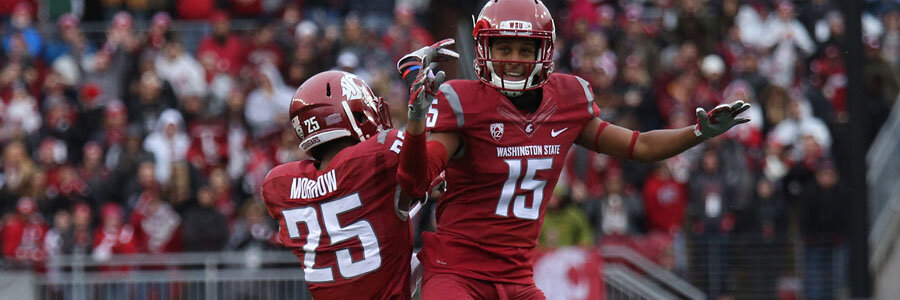 Washington State vs Colorado NCAA Football Week 11 Lines & Pick.