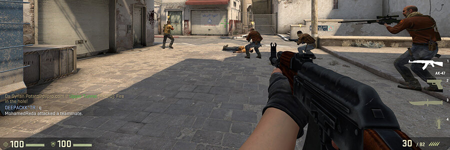 Counter Strike Blast Rising Final