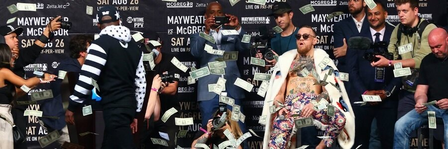 Counting Ways For Betting on Mayweather vs. McGregor