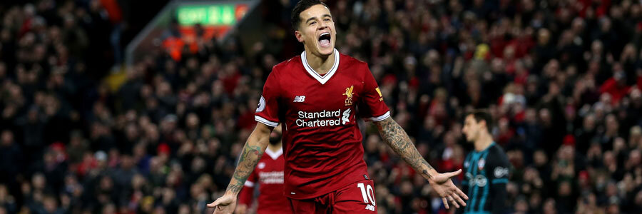 Liverpool should be one of your UEFA Champions League Betting Picks for Matchday 6
