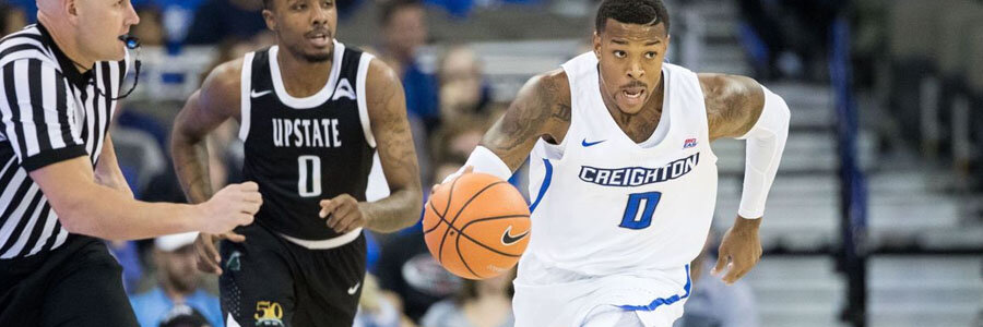 Creighton should appear in your College Basketball Betting list for this week.