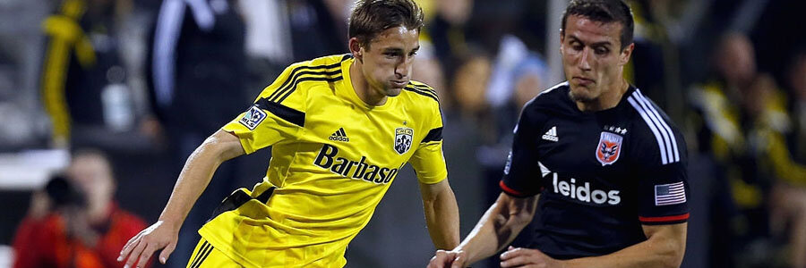 Columbus should be one of your MLS Betting Picks of the week.