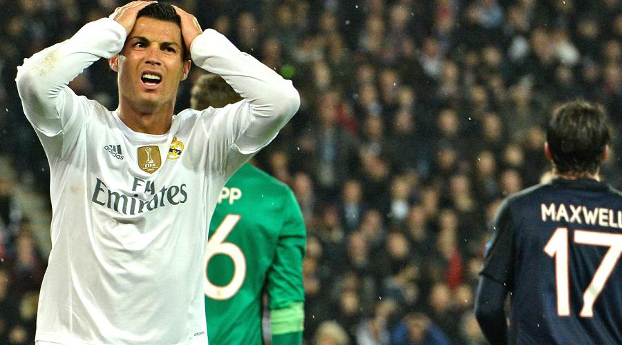 Cristiano Ronaldo vs PSG