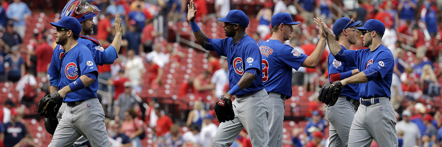Chicago Cubs vsSt. Louis Cardinals MLB Opening Lines