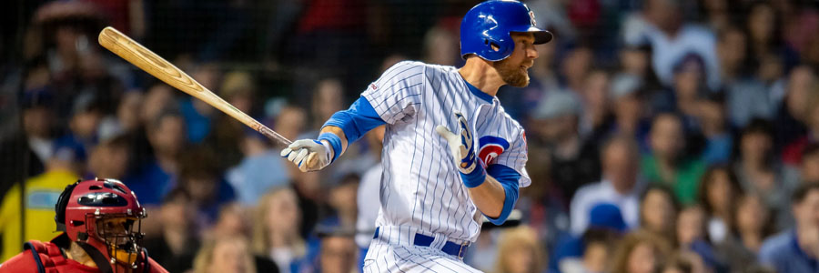 Cubs vs Phillies MLB Odds, Game Info & Preview.
