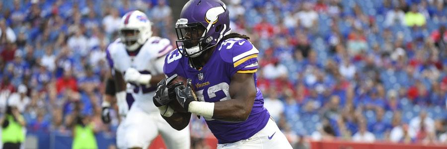 Vikings vs Patriots NFL Week 13 Lines & Prediction.