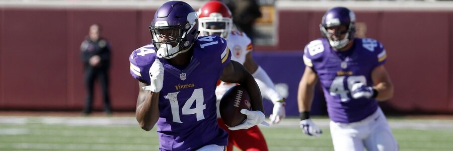 NFL Week 8 Lines & Betting Pick for Vikings vs. Browns Clash in London.