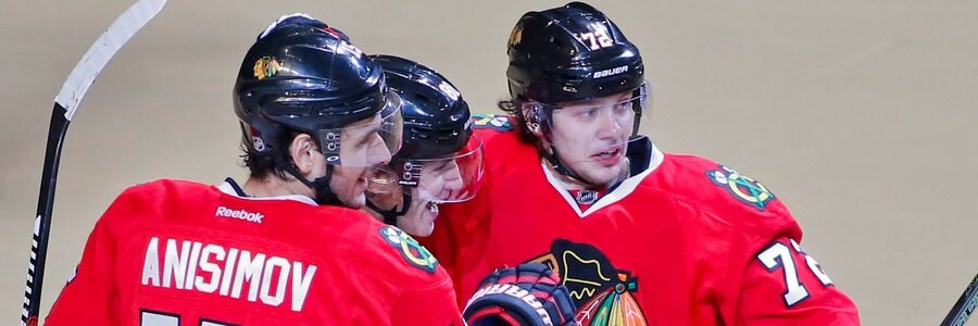 DEC 13 - Updated Stanley Cup Odds Favored, Smart Pick & Longshot