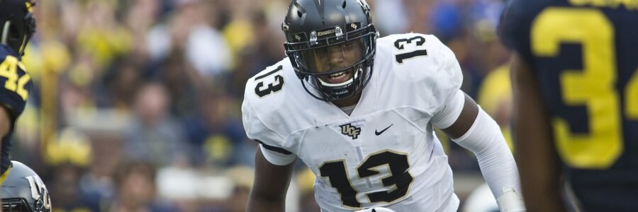 The AAC Championship Game Odds favored Central Florida.