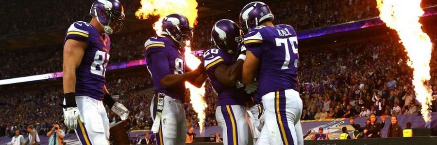 DEC 21 - Week 16 NFL Betting Odds Minnesota At Green Bay