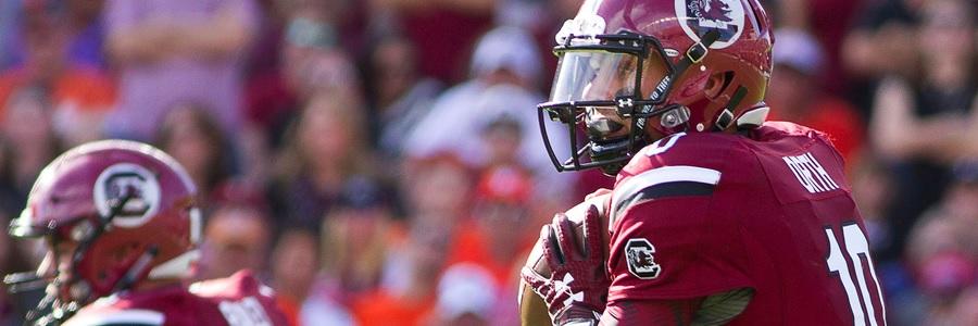 DEC 28 - College Football 2016 Birmingham Bowl Free Picks South Carolina Vs South Florida
