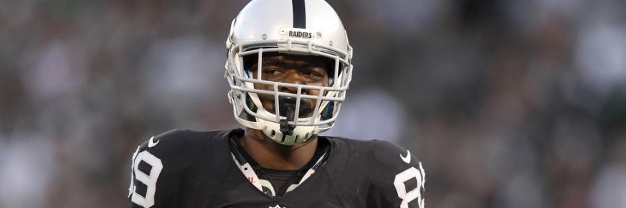 DEC 28 - Week 17 AFC West NFL Betting Odds Oakland Vs Denver
