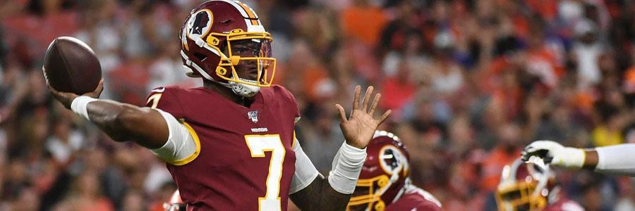 2019 NFL Week 13 Over/Under Betting Picks.