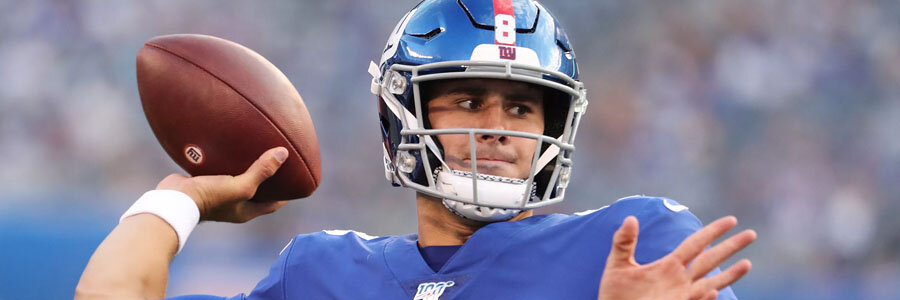 Giants vs Redskins 2019 NFL Week 16 Spread, Game Info & Pick.