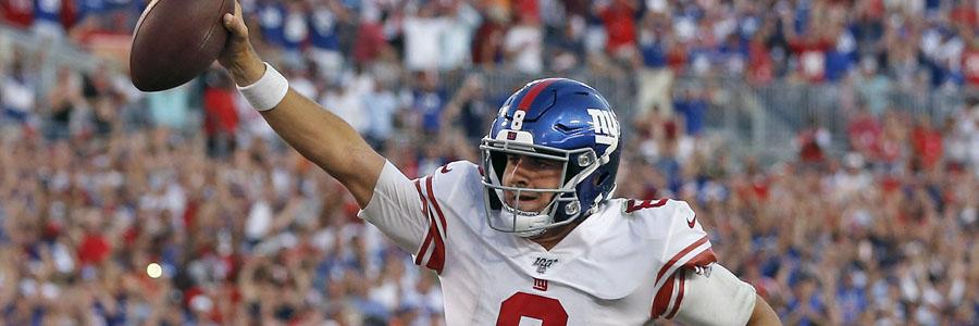 Giants vs Lions 2019 NFL Week 8 Odds & Expert Prediction.
