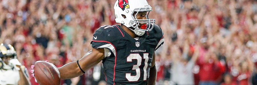 The Cardinals are favorites for NFL Week 11 against the Raiders.