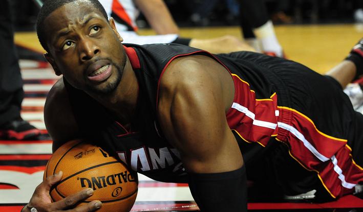 DWade Miami NBA